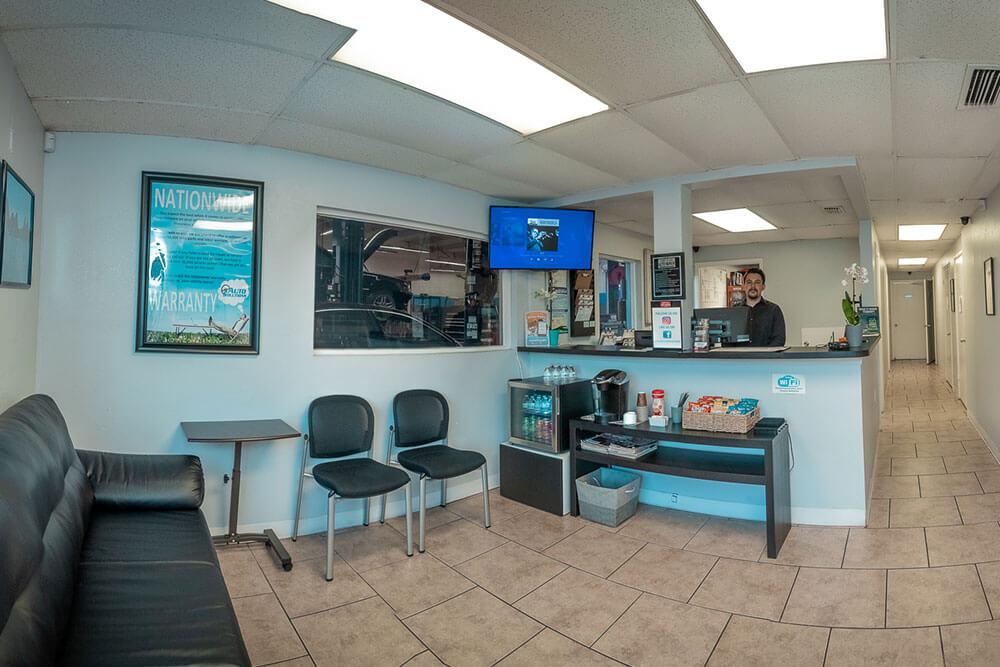 Auto Solutions - Waiting Room Auto Repair Orlando FL